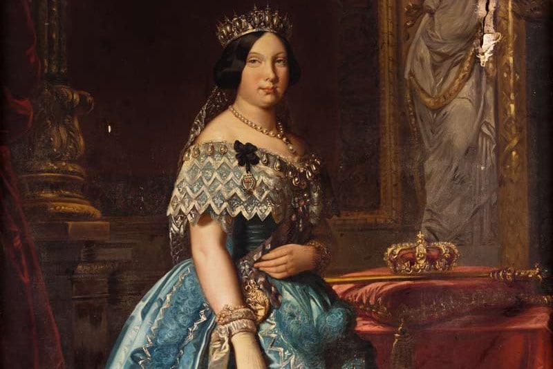 De Godoy a Isabel II